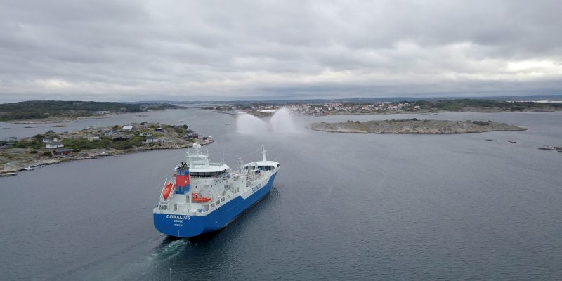 Sirius Shipping – Safe and efficient transports of oil and