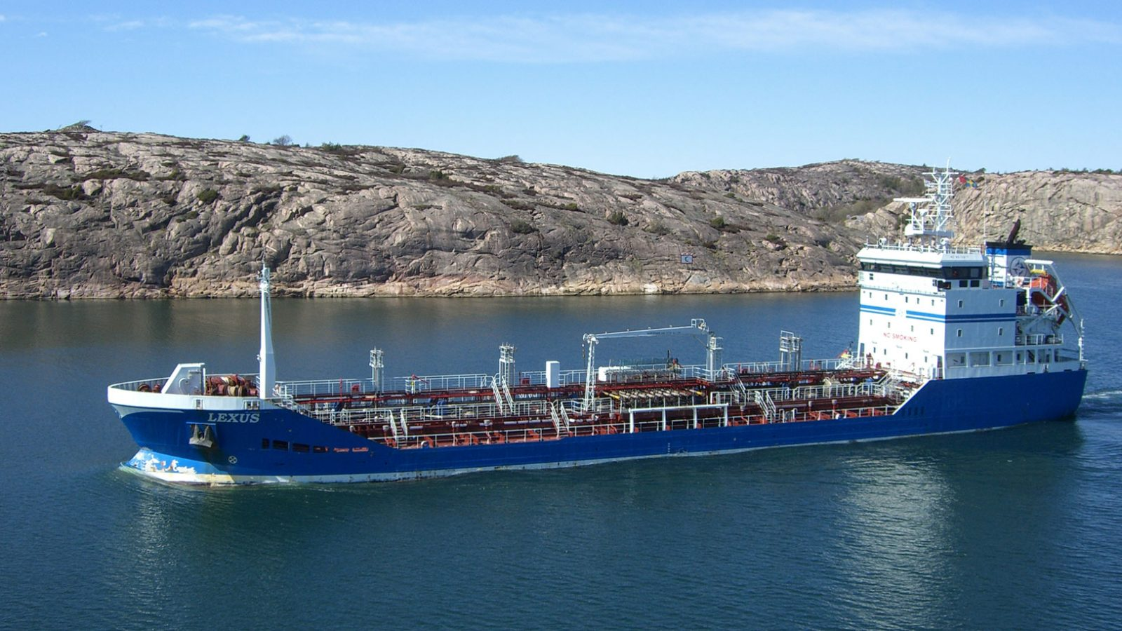 Sirius Shipping – Safe and efficient transports of oil and chemical